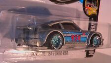 HOT WHEELS 1/64 MAGNUS WALKER PORSCHE 934 BBS TYPE WHEELS CUSTOM NEW TREASURE