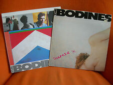 VINYL 2 X MAXI – THE BODINES : HEARD IT ALL & THERESE – NOISY POP INDIE MANCHEST