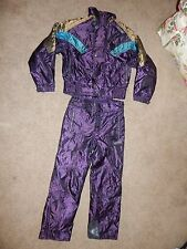 Spyder Entrant GII 2 Piece Set M Coat Jacket L Overalls Bibs Snowpants Pants Ski