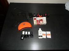 sally hansen gel dryer & 10 bottles of nail polish plus top and bottom coat