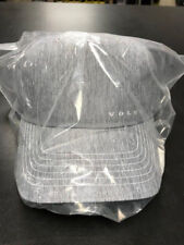 VOLVO CAP WITH IRON MARK SILVER