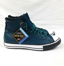 Converse Winter GORE-TEX Chuck Taylor All Star GTX Shoes Men Sz 11 Teal 165934C