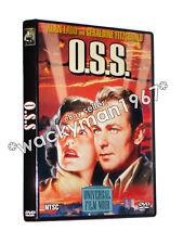 O.S.S. DVD (1945) Alan Ladd Geraldine Fitzgerald Patric Knowles John Hoyt