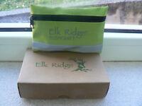 Coltello e kit sopravvivenza Elk Ridge ERPK4G Survival Kit Green messer navaja