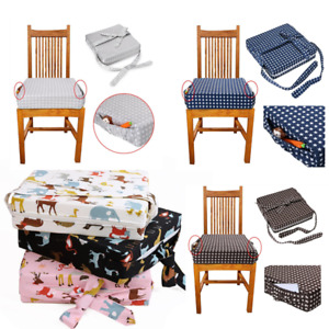 Kinder Baby Sitzerhöhung Verstellbar Tragbar Kindersitze Stuhlkissen Boost Pad L