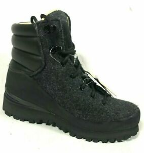 The North Face Women Cryos Hiker Wool Boots W Vibrant Rubber Sole MRSP $450  6.5