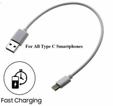 20 CM USB 3.1 Type C to USB Data Sync & Fast Charging Power Bank Short Cable