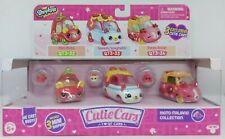 Shopkins Cutie Car Moto Italiano Collection - 3 Pack Die Cast Cars