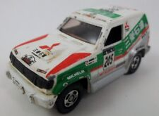 Takara Tomy Japan Diecast Tomica Mitsubishi Pajero #30 Rally Mitsubishi Oil