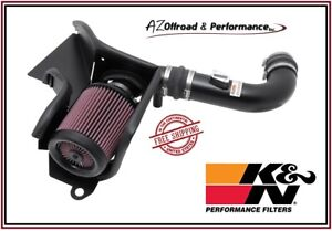 K&N 69 Series Typhoon Air Intake System fits 08-14 Audi VW Cars 2.0L L4 Turbo