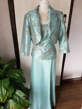 D & M Richards Dress Suit Size 10 mother of the bride cocktail ladies day