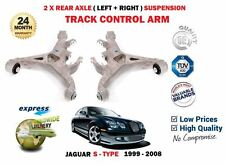 FOR JAGUAR S TYPE CCX 1999-> NEW 2X REAR AXLE LOWER SUSPENSION TRACK CONTROL ARM