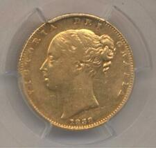 1838 Great Britain Gold 1 Sovereign   NGC AU53 (RC19474)