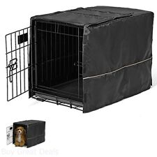 Dog Crate Cover 22 Inch Dog Kennel Cages For Dogs Pet Animal Travel Security