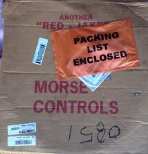 Morse Controls D38011-3-60 Red Jacket Push and Pull Control Cable New