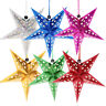BG_ JT_ Christmas String Hanging Star Party Home Window Decor Xmas Tree Ornament