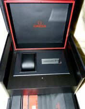 AUTHENTIC LARGE OMEGA Z-33 WATCH BOX / CASE AND WARRANTY CARD
