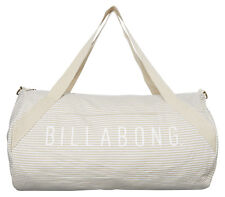 NEW BILLABONG VACAY WOMENS OVERNIGHT BAG TRAVEL LUGGAGE WEEKENDER DUFFLE TAUPE