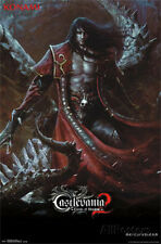 Castlevania LOS 2 - Dracula Video Game Poster Poster Print, 34x22