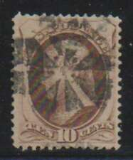 A6255: US #150 Used, VF, Fancy Cancel; CV