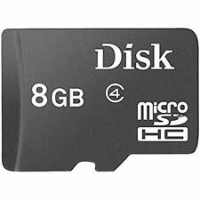 Micro SD Memory Card - Ultra 8GB, Class 10 (up to 80MB/s) - microSDHC Card