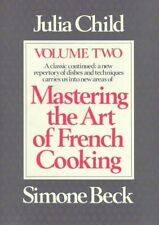 Mastering the Art of French Cooking: Vol 2 by Julia Child (Hardback, 1970)