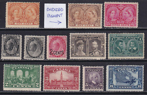 Canada 1897-1927 MNH Stamp Lot  Very HICV  See*