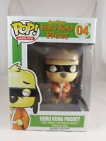 Animation Funko Pop - Hong Kong Phooey - Hannah Barbera - No. 04