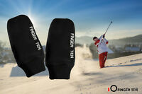 Winter Warm Gloves Golf Pull Up Mittens Fits Golfing and Sports Goods US Stock