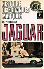 """""""Histoire des Grandes Marques - JAGUAR"""" + toute ma collection Marabout Service"""