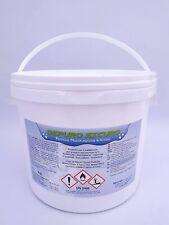 Pastiglie per piscina complete 6 in 1 da 5 kg cloro ph antialghe flocculante