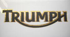 2x Aufkleber Sticker Triumph #0451