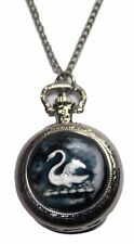 "Once Upon A Time EMMA SWAN Pendant Watch on 30"" Chain"