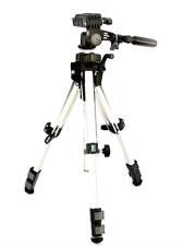SLIK Model 88N Camera Tripod Adjusts up to 58 Inch 0-90 Degree Head