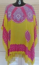 New  Sequined Kaftan Top Casual or dressy plus size 14-24 stunning colours