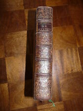 Rousseau dictionnaire de Musique La rare Edition originale in quarto Musicologie