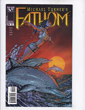 Fathom #5 vf/nm