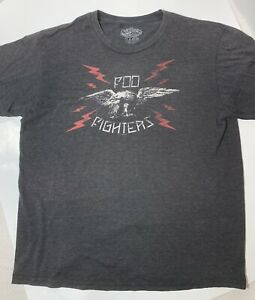 Foo Fighters Eagle T Shirt VTG Distressed XL men's Women's Kids 2013 PRE LOVED
