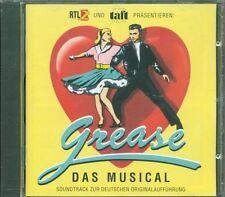 Grease Das Musical - Soundtrack Zur Deutschen Originalauffuhrung Cd Perfetto