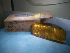 NOS 1978 1979 1980 Ford Granada Parking Light Lens Lamp Amber D8DZ-13200-A L, R
