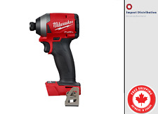 """Milwaukee 2853-20 FUEL M18 1/4"""" Hex Compact Brushless Impact Driver [Tool Only]"""