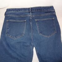 H&M Jeans Blue Size 30 Skinny Ankle Regular Waist