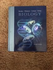Robert Brooker Second Edition Biology Hard Cover