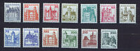 ALEMANIA/RFA WEST GERMANY 1977 MNH SC.1231/1242 Towns and cities