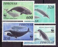 Faroe Islands 1990 - MNH - Vissen/Fish/Fische (WWF / WNF)