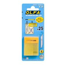 OLFA Art Knife Blades KB for Model AK-1, AK-4