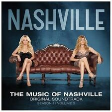 The  Music of Nashville: Season 1, Vol. 2 by Nashville Cast (CD, 2013-DISC ONLY