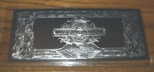 PROOF YR. 2000 .999 Silver Nat. Collector's Mint 1899 $2 DOLLAR w/ CERT. WOW!!!