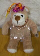 Animal Alley BIRTHDAY TEDDY BEAR GIFTCARD HOLDER Plush