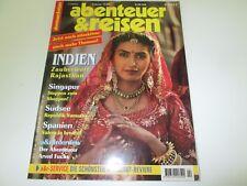 Abenteuer & Reisen - Februar 02 / 1997 - Indien, Singapur, Südsee, Spanien